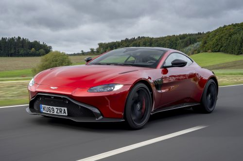 New Aston Martin Vantage AMR 2019 review