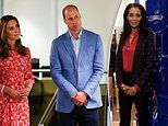 Prince William and Kate Middleton appoint Zeinab Badawi as Royal Foundation director