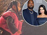 Kanye West shares picture of North from Paris show while on make-or-break trip with Kim Kardashian