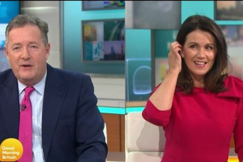 Piers Morgan backs boss who says employees must have Covid vaccine in GMB clash