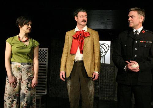 Theatre reviews: The Mack | Abigail's Party | Father