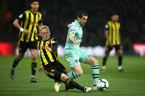 Mkhitaryan has reportedly informed Arsenal of desire to stay at Roma