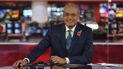 BBC Newsreader George Alagiah Returns To 'News At Six' A Year After Being Told His Cancer Had Come Back