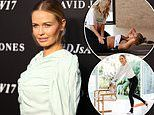 Fluidform Pilates is the workout model Lara Worthington swears by while stuck in lockdown