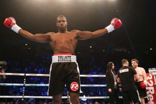 What boxing is on TV this week? How to watch Richard Riakporhe, Jack Massey, Daniel Dubois and more