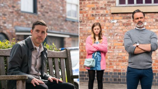 Coronation Street spoilers: Exit for Todd Grimshaw as he is disgraced and jailed?