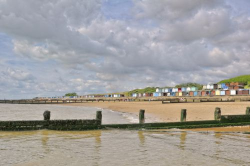 Essex beach hut no bigger than a garden shed goes up for sale at £65,000