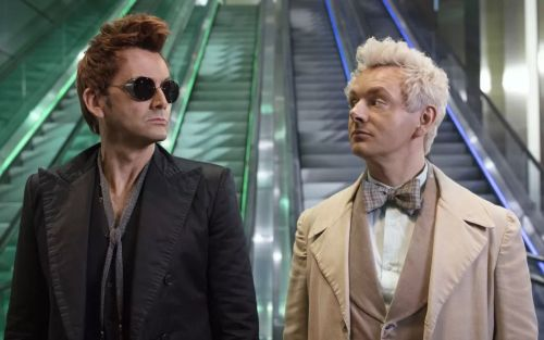 20,000 people have petitioned Netflix to cancel 'Good Omens' for being 'blasphemous' - but it's actually an Amazon show