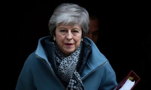 Theresa May to make last ditch attempt to break Brexit DEADLOCK as European elections loom
