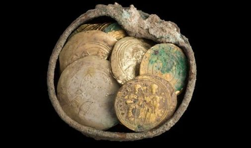 Archaeologists unearth ancient coins lost during Crusader 'massacre' in the Holy Land