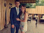 Father, 21, who caused death of his fiancée when he fell asleep at the wheel is spared jail