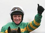 Legendary jumps jockey Barry Geraghty, 40, announces shock retirement after 24 years in the saddle