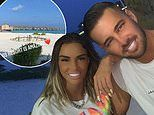 Katie Price 'to attend bankruptcy hearing over Zoom from luxurious £1,400-a-night Maldives resort'