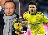 Man United confident they WILL get deal for Jadon Sancho over line despite missing Dortmund deadline