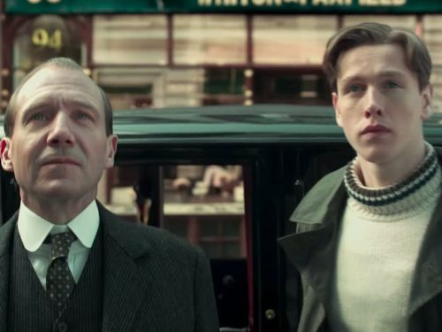 Watch the gritty first teaser trailer for the 'Kingsman' prequel, titled 'The King's Man'