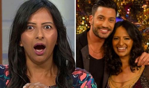 Ranvir Singh slaps down claims of romance with Strictly's Giovanni Pernice 'Course not!'
