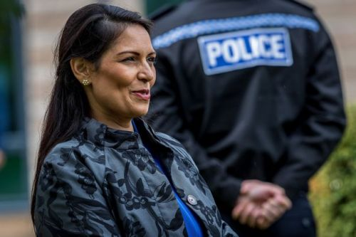 Priti Patel Accused Of 'Sabre-Rattling' Over Reports Navy Could Intercept Channel Migrant Crossings