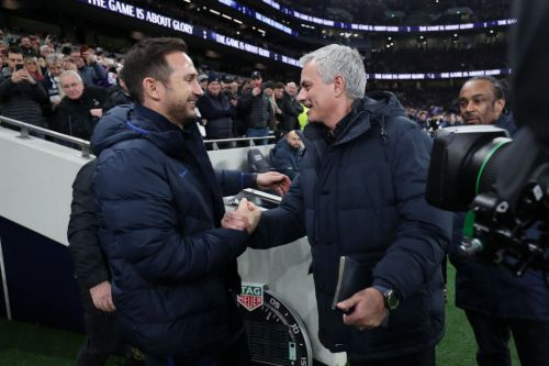 'Sad' Spurs boss Jose Mourinho reacts to Chelsea sacking Frank Lampard