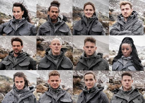Celebrity SAS: Who Dares Wins for SU2C - who's in the cast with Sam Thompson and Andrea McLean and when is it on?