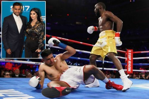 Amir Khan says wife Faryal will be upset if he keeps boxing after latest defeat