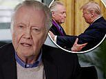Jon Voight blasts Democrats for their 'filthy lies' and says impeaching President Trump is a 'crime'