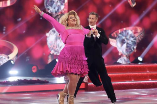 Gemma Collins confirms she is returning to Dancing on Ice tonight
