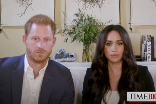 Meghan Markle hits out at trolls and says 'bad voices' are 'so loud'