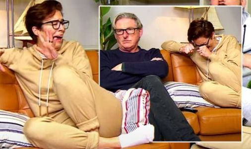 Line of Duty's Vicky McClure screams In horror as co-star's left unimpressed on Gogglebox