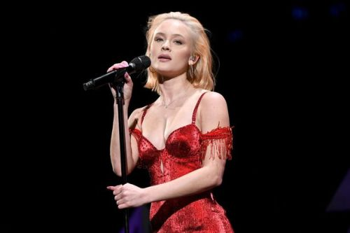 Zara Larsson bins 'anxiety' songs recorded with Ed Sheeran and Ariana Grande
