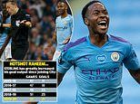 Scoring record in Raheem Sterling's sight as Manchester City chase Champions League glory