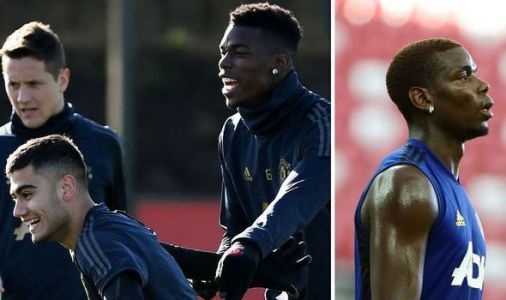 Man Utd star makes Paul Pogba to Real Madrid transfer revelation - 'I'll steal his phone'