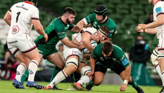 Ulster's unbeaten start ended abruptly as five-star Connacht teach them lesson in Aviva drubbing