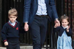 A sweet Prince George and Princess Charlotte mystery has finally been cleared up