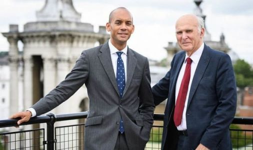Chuka Umunna takes on major new role for Lib Dems just days after joining the party