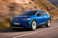 New Volkswagen ID 4 SUV is brand's first global EV