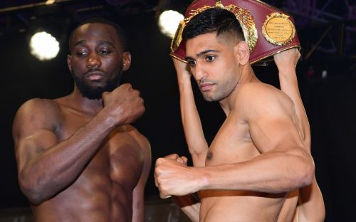 Terence Crawford vs Amir Khan: What time is the fight today, what TV channel is it on and what is our prediction?