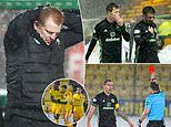 Neil Lennon insists he will not walk away from job as Celtic boss despite winless run extending