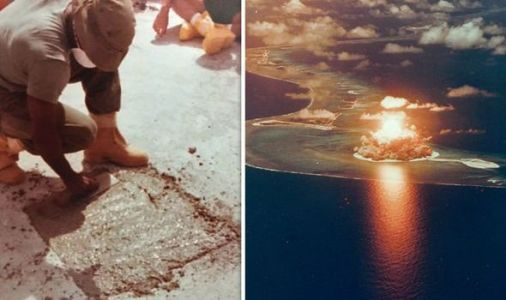 Nuclear warning: Toxic waste equivalent to 2,000 Hiroshima bombs could be leaking in sea
