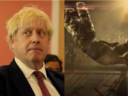 """Mark Ruffalo on Boris Johnson's Brexit metaphor: """"Hulk only fights for the good of the whole"""""""