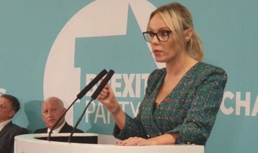 Dewbury savages Westminster as she joins Farage - 'The North is neglected and ignored'