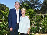 Dan Andrews' mum reveals she hasn't seen the premier since Christmas - as he takes a day off