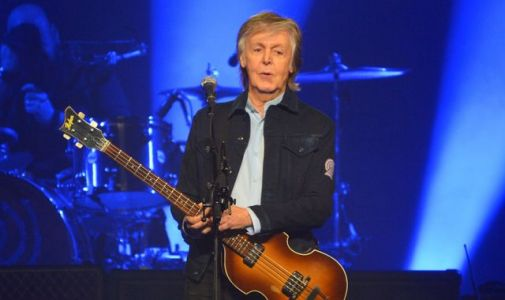 Paul McCartney posts cryptic tweet on Glastonbury slot