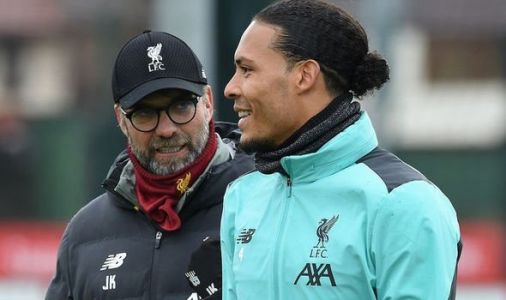 Liverpool open talks for £20m Virgil van Dijk injury replacement who was wanted in summer