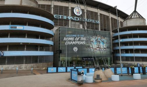 Manchester City become first Premier League side to confirm they will not furlough staff