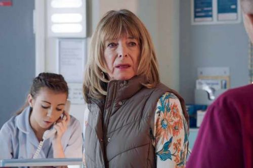 What's happening on Holby City tonight?