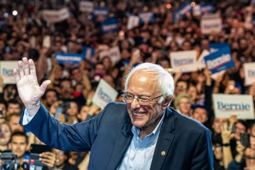 Bernie Sanders dropping out of presidential race leaving Biden to face Trump