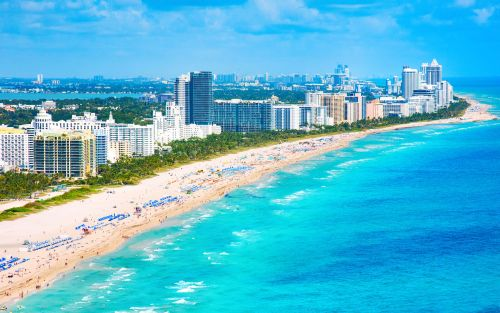 The best beaches in Miami, from the glamorous to the uncrowded