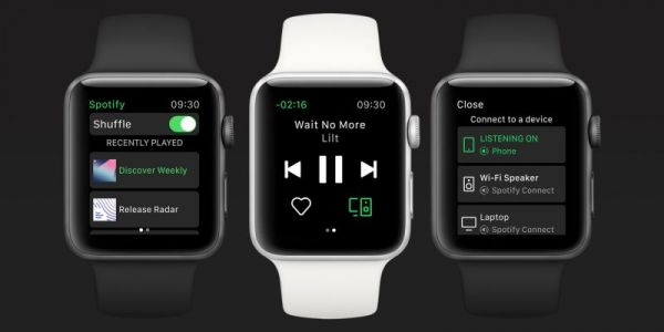 Spotify's Official Apple Watch App Is On Its Way-And Missing Key Features