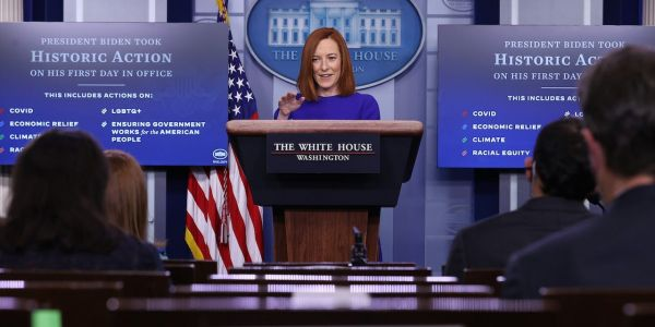 Meet Jen Psaki, Biden's press secretary who's pledged to bring 'truth' back to White House press briefings