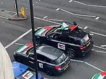 Outrage as convoy of cars driven through Jewish community in Finchley yelling 'f*** their mothers'